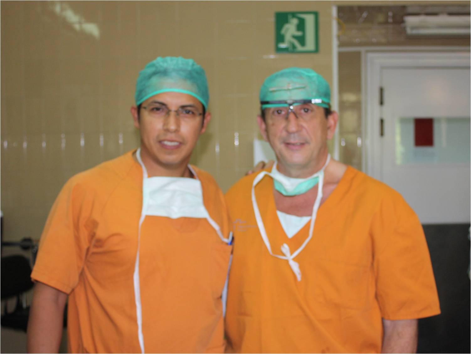 trasplante pulmonar servicios