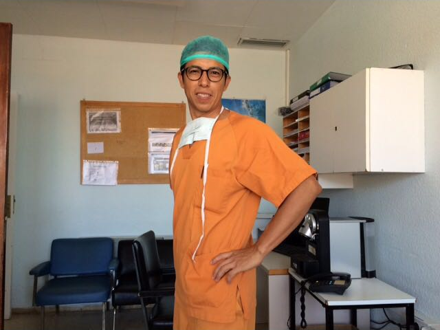 cirujano toracico barcelona
